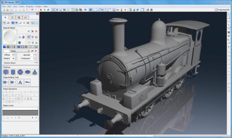 3D-Crafter